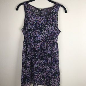 Floral Dress from Express, Size S